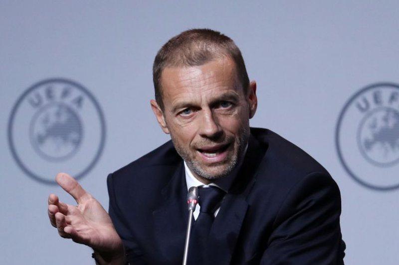 Ashpërsia e Ceferin: Futbollin me tifozë nuk e ka ndalur dot lufta, e