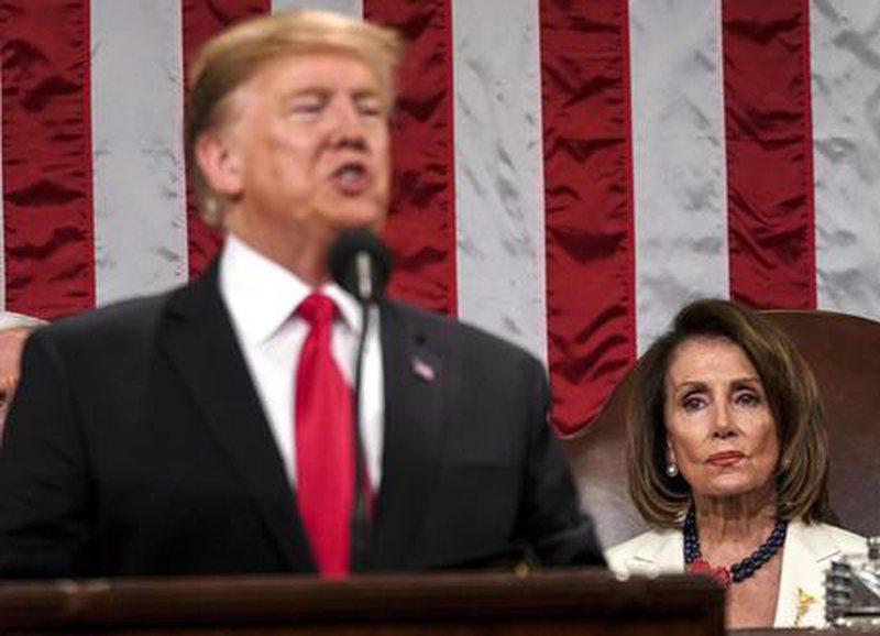 """""""Je e sëmurë mendore"""", Pelosi i kthehet dhëmbë"""