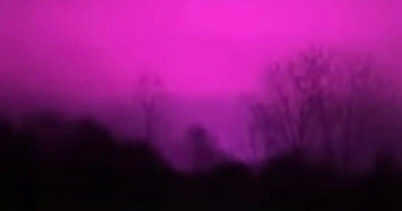 Fenomen i çuditshëm, mbulohet me mister ndriçimi dhe
