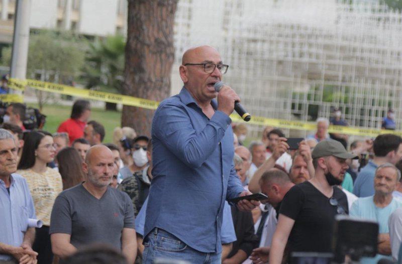 Aleanca për Mbrojtjen e Teatrit proteston në Durrës, Budina: