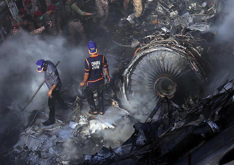 Aksidenti tragjik ajror, përfundojnë operacionet e shpëtimit,