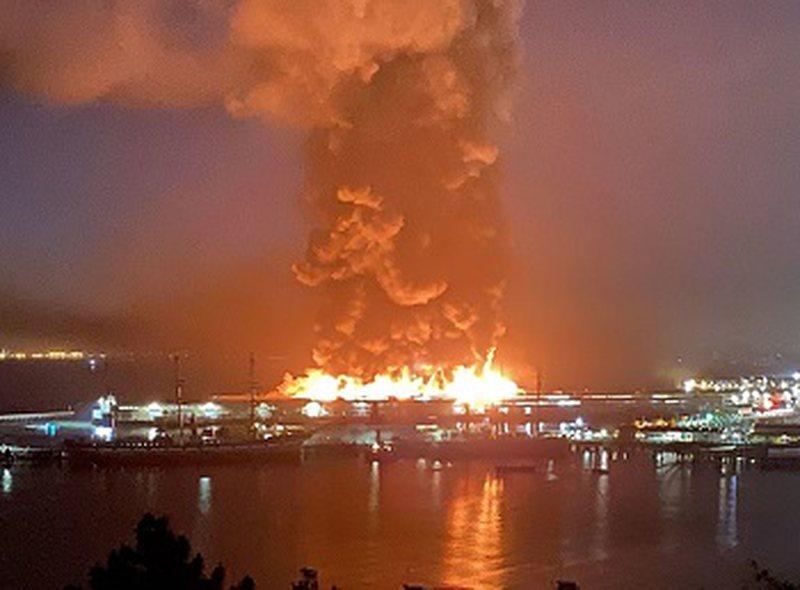 Zhduket historia në San Francisko, zjarri masiv shkatërroi vendin kult