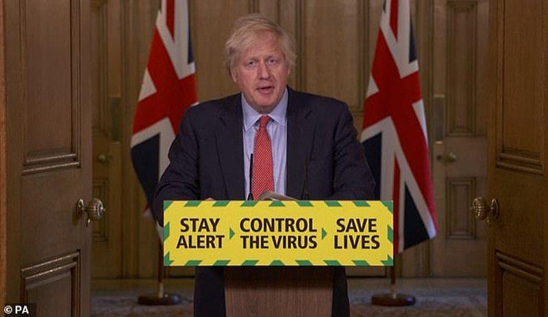 Rihapja e shumëpritur e Britanisë, kryeministri Boris Johnson zbulon