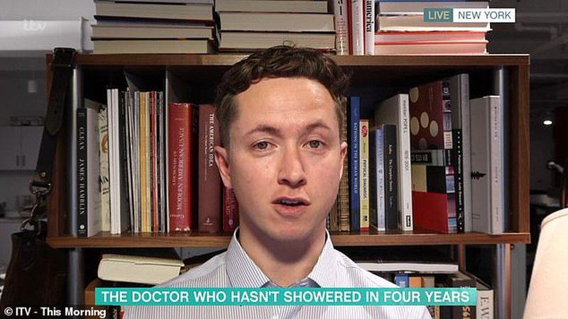 """""""Kam 4 vite që nuk përdor sapun"""", mjeku i njohur amerikan"""