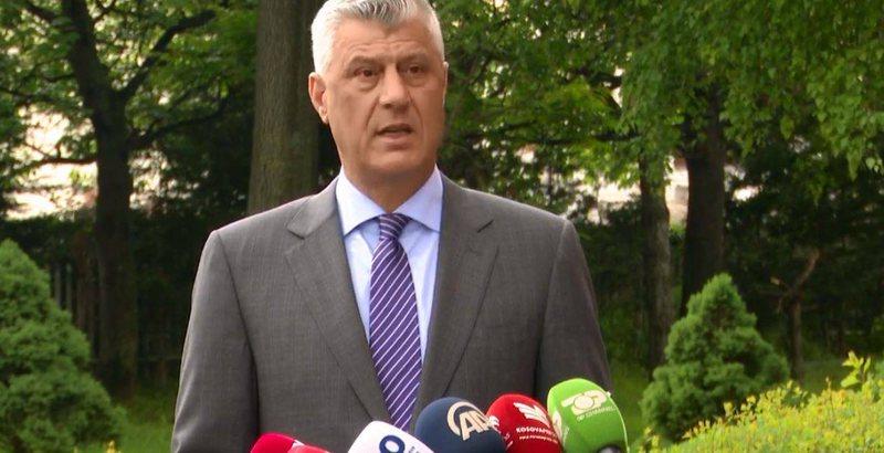 Pas vendimit të Kushtetutës, vjen reagimi i Hashim Thaçi del