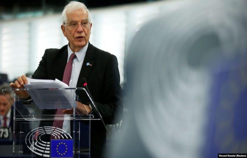 Josep Borrell ndryshon mendim për çështjen e kufijve mes