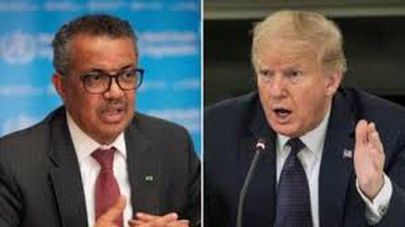 Trump mbyll përgjithmonë marrëdhëniet me OBSH,