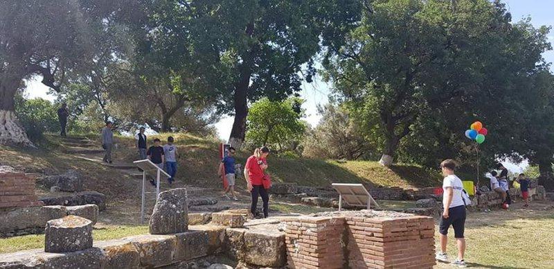 Parku arkeologjik i Apolonisë, interes për vizitorët