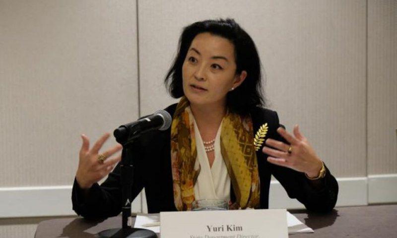 'Zgjedhorja' në ngërç, ambasadorja Yuri Kim,