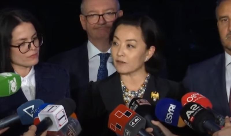 'Incidenti' që iu shpëtoi pas 9 orëve takim, Yuri Kim