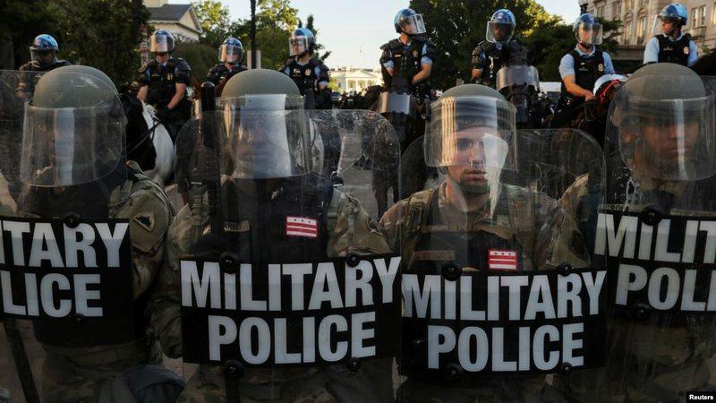 Ndryshon rrjedha e protestave në SHBA, Trump zbut qëndrimin ndaj
