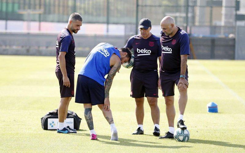 Mesi me probleme muskulore, mungon dy javë, Reali i Madridit shanse