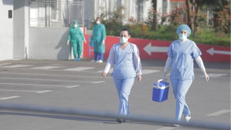 Lajm i trishtë! Vdes te spitali Infektiv një grua me Covid-19