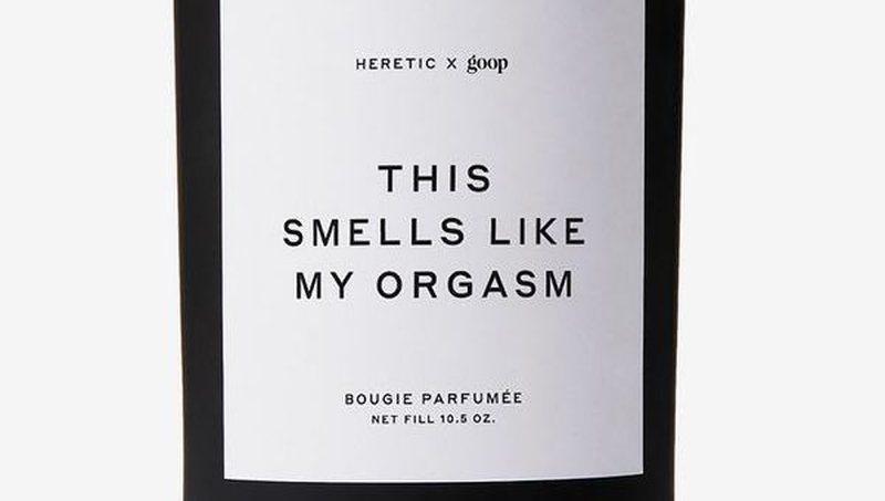 Qiriu me aromë orgazme, ajo që e propozon është një