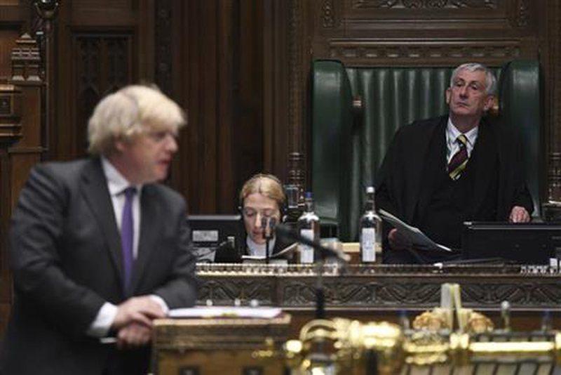 Kryeministri britanik vë kushte të reja, Johnson: Nëse nuk ka