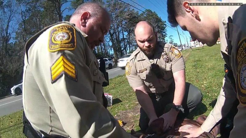 Një tjetër video tregon brutalitetin e policisë amerikane, i