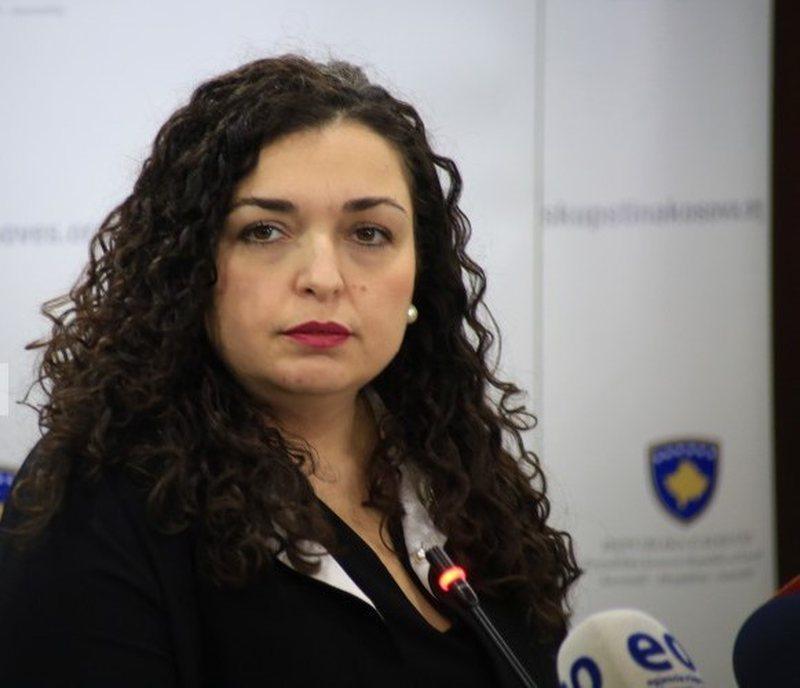 Vjosa Osmani kundërshton shkarkimin, kërkon sqarime për vendimin