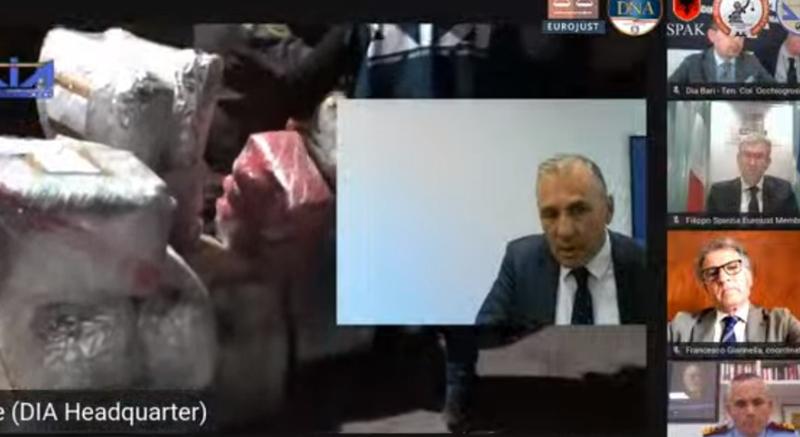 Anti-mafia italiane dhe SPAK në konferencë të