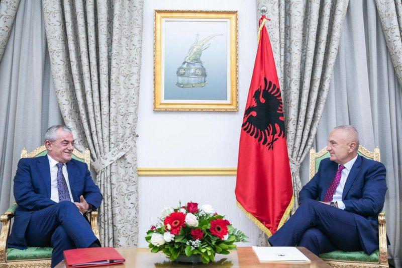 Takimi 'kokë më kokë' Meta-Ruçi, Presidenca