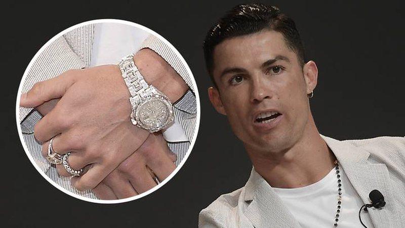 Qoftë në fushë apo jashtë saj, Ronaldo se shënon
