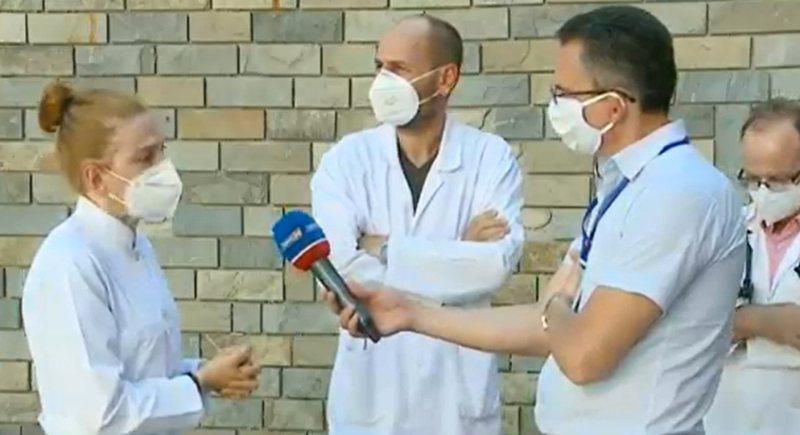 Koronavirusi i mori jetën mjekut Arjan Pushi, kolegët flasin me lot