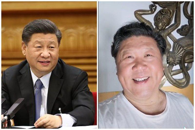 Ka ngjashmëri të habitshme me Presidentin, autoritet kineze marrin