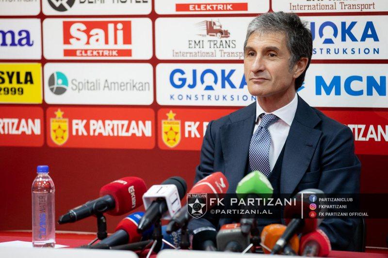 Partizani u jep fund spekulimeve: Trajneri dhe stafi gëzojnë