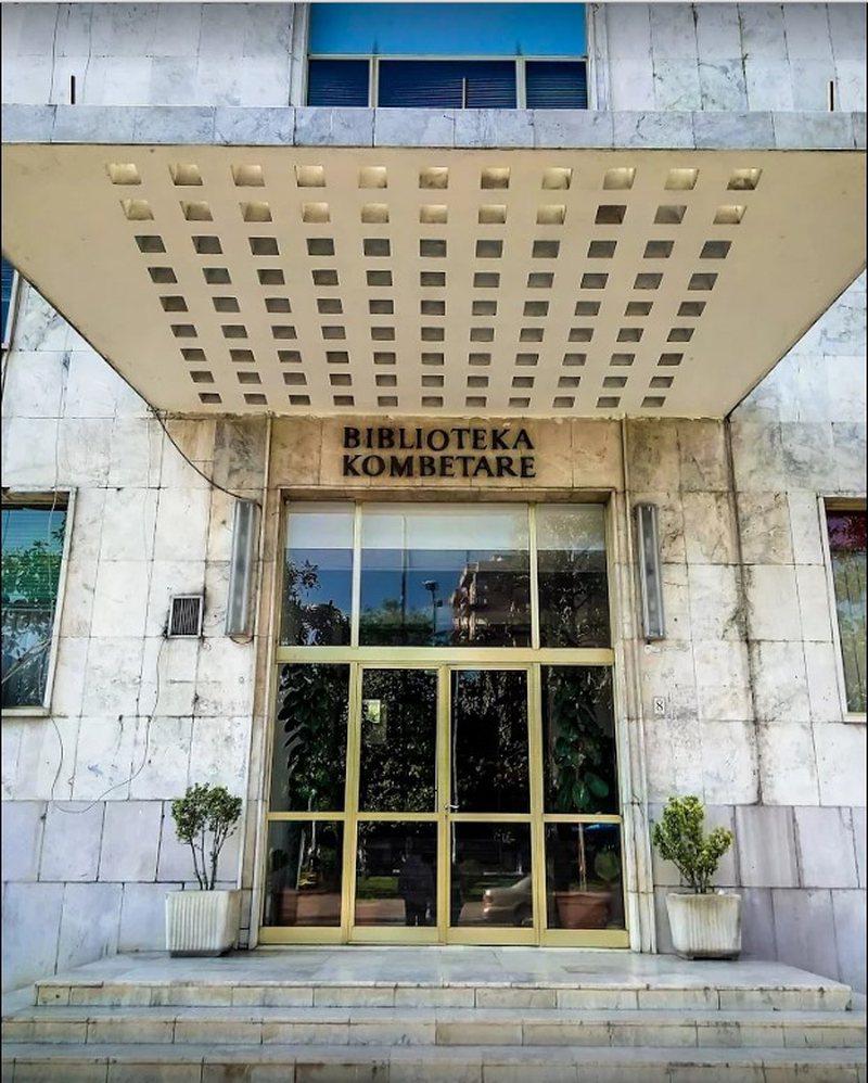 Biblioteka Kombëtare në 100 vjetor, shkrimtarë dhe studiues: