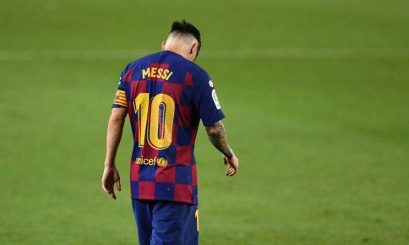 Lajmi i bujshëm i gazetës spanjolle: Messi do të largohet nga