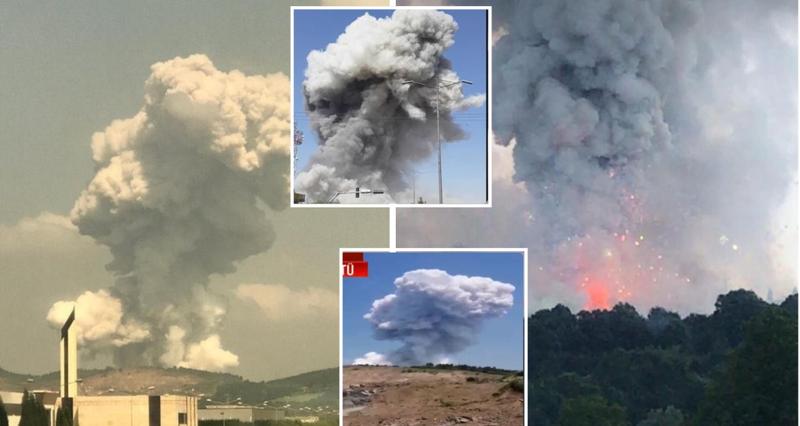 Gërdeci i dytë përsëritet në Turqi/ Shpërthimi i