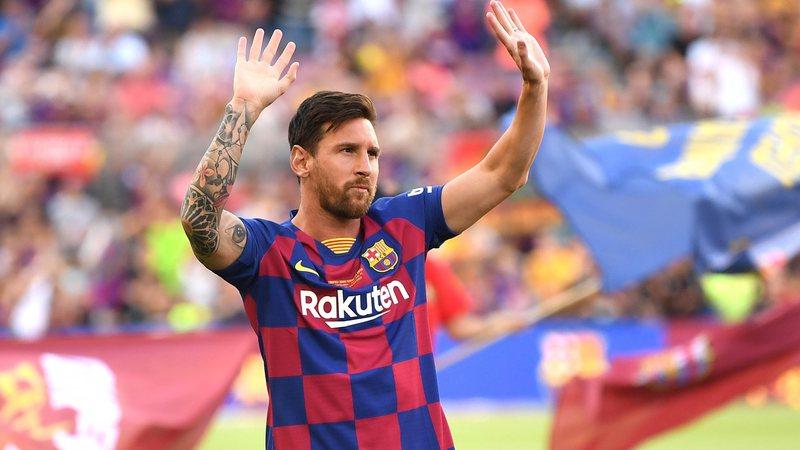 """Surprizë nga Spanja, """"Cadena Ser"""": Mesi ikën nga Barcelona"""