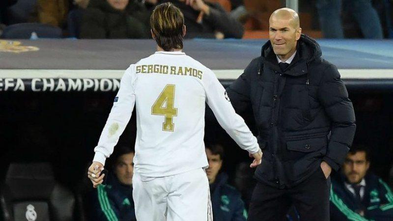 Zidane ruan qetësinë: Reali i Madriditpo pret titullin, Hamez i