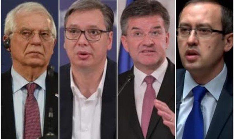 Kosova e Serbia arrijnë dakordësinë mbi kornizën e