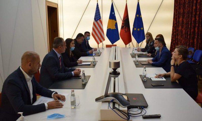 Zbardhet kërkesa e zv.kryeministres së Kosovës për Erion