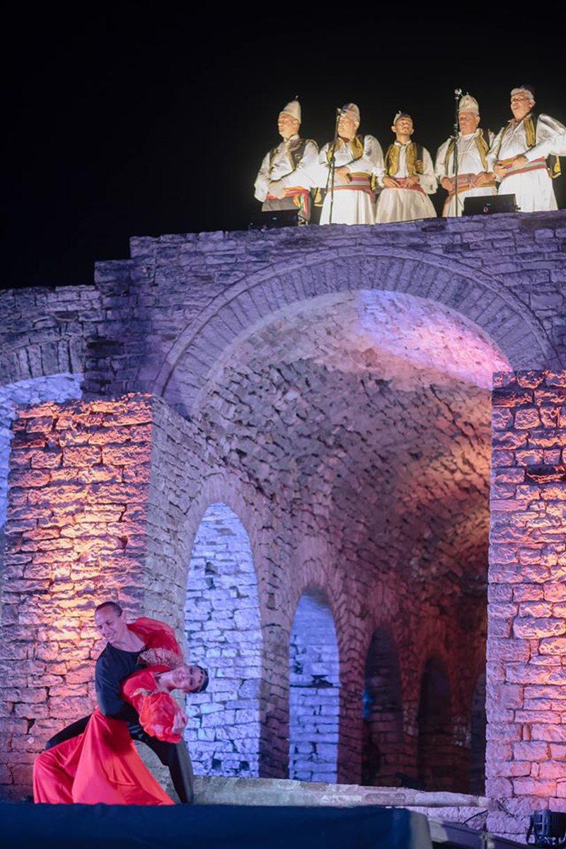 15 vite në UNESCO, Gjirokastra një sërë aktivitetesh,
