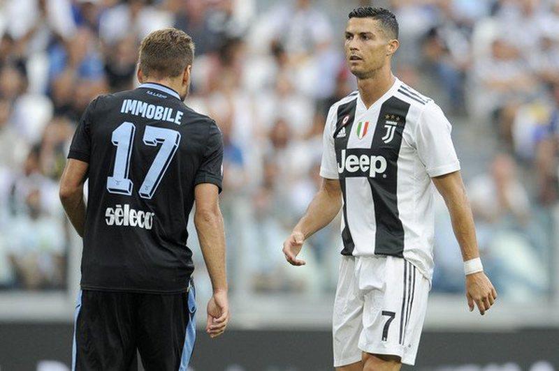 Ronaldo dhe Imobile kokë më kokë në Serisë A, 4 xhiro
