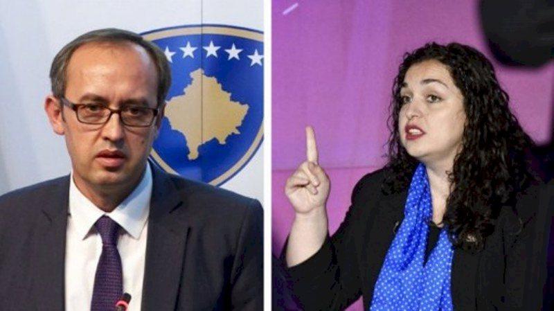 Thellohen përplasjet Hoti-Osmani, kryetarja e Kuvendit akuza për
