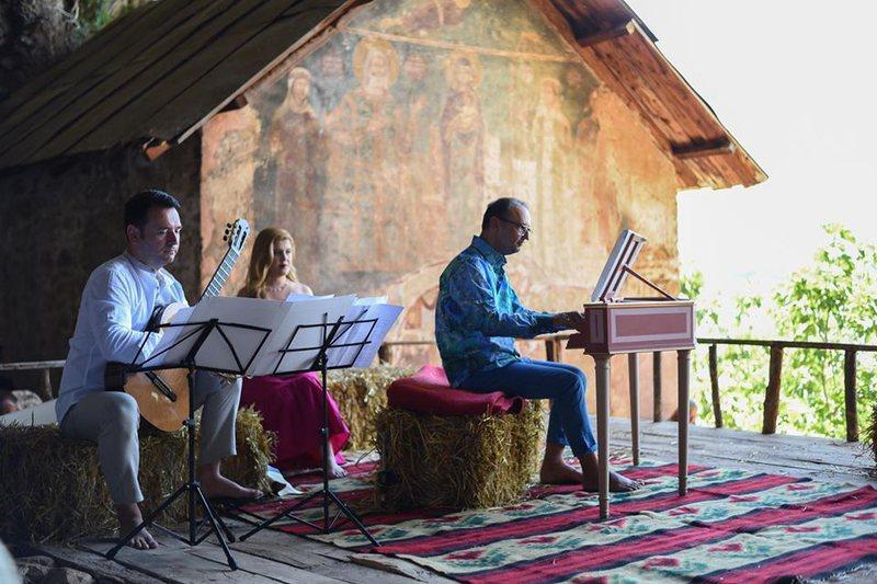 """MIK Festival në Prespë me """"Albanian Baroque Ensemble"""", një"""