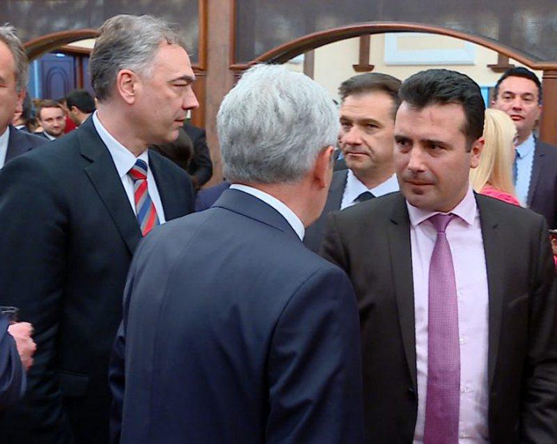 Gati krijimi i qeverisë së re në Maqedoni, LSDM, BDI dhe BESA