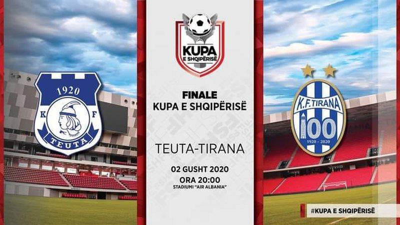 Nesër finalja e Kupës së Shqipërisë, FSHF iu bën