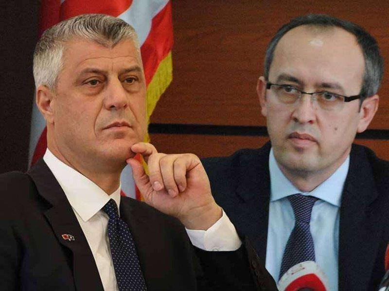 Hoti infektohet nga COVID-19, Hashim Thaçi del me mesazhin e