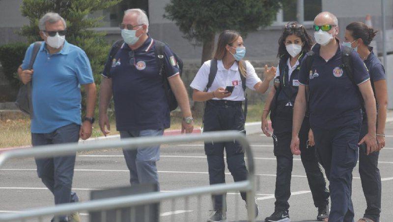 Mjekët e ardhur nga Italia nisin menjëherë nga puna në