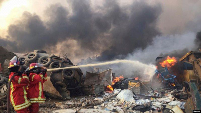 Thellohet bilanci i shpërthimit në Bejrut, mbi 100 viktima dhe