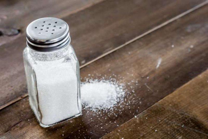 Truku i habitshëm për kripën që do t'ja shtojë