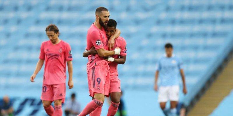 Reali barazon ndaj City-it dhe ndez shpresat