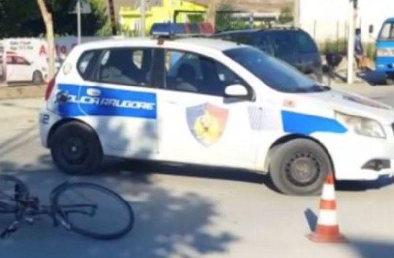 Aksident në Tiranë, plagoset rëndë një person