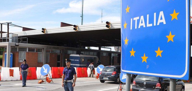 Mbyllja e kufijve, Italia miraton dekretin e ri, ja çfarë vendoset