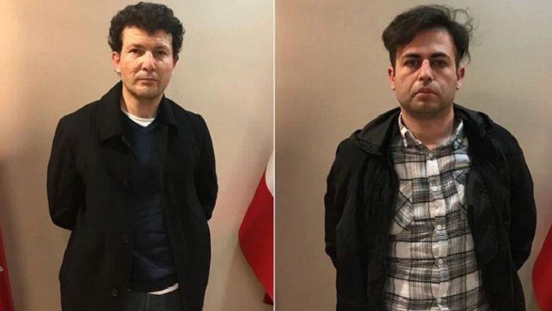 U arrestuan në Kosovë me kërkesë të shtetit turk,