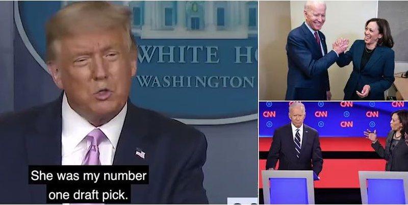 Joe Biden prezantoi kandidaten për zv.presidente të SHBA, reagon