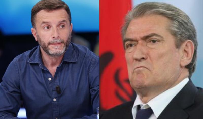 """Qenka revoltuar Salihu"", Erion Braçe 'i"